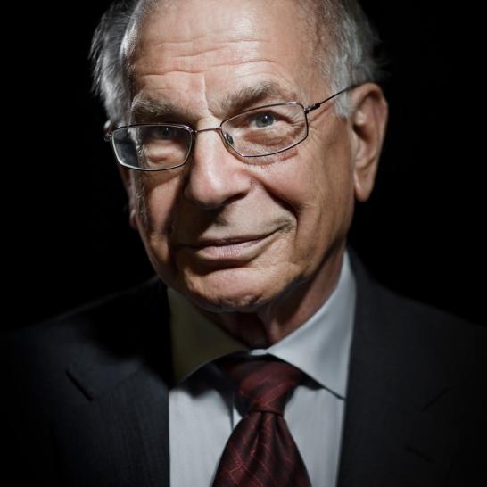 البروفيسور دانييل كانيمان